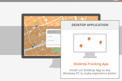 CorvusGPS DeskMap Desktop Mapping Software